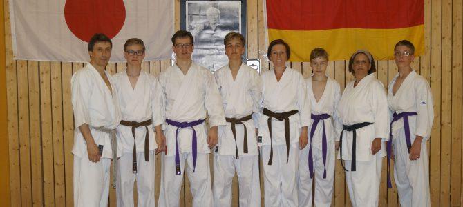Lehrgang Obertshausen Juli 2017